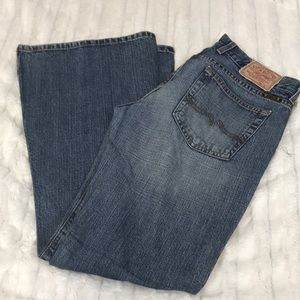 Lucky Brand vintage flare jeans 29 x 31.5